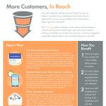ReachEdge | Smart Website & Lead Management Software | InfoSheet