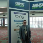 Talal Melhem @ SMX West 2011 Expo San Jose Convention Center