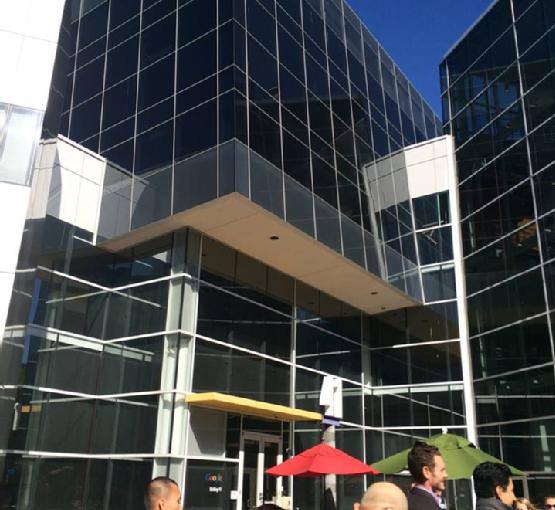 Google Campus   Googleplex   Google HQ